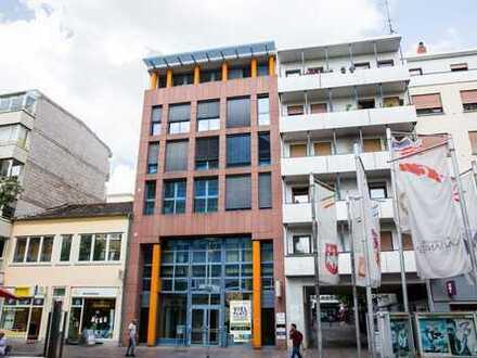 Gewerbeimmobilie in der Fußgängerzone von Ludwigshafen