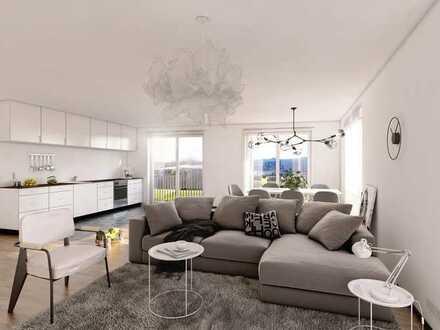wunderschöne helle 4-Zimmer-Wohnung mit Südbalkonen 2.OG [A5]