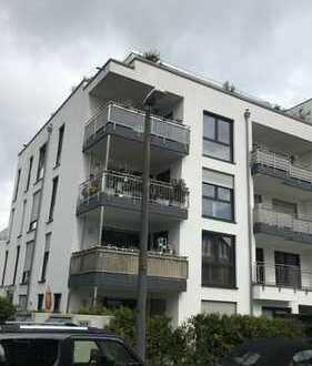 Köln Sürth / moderne, 3-Z- Komfortwohnung mit 2 Terrassen+Garten in Rheinnähe