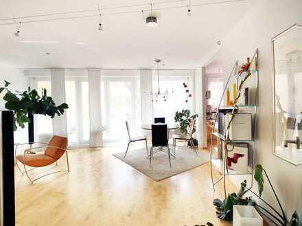 3-Zimmer-Wohnung mit Südbalkon und Einbauküche im Citypark Karlsruhe