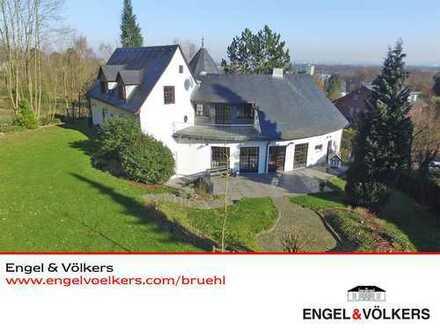 Außergewöhnliche Villa in der Bestlage von Brühl