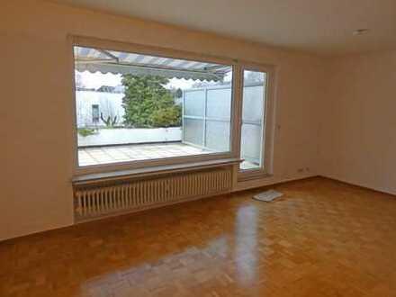 Schöne 2 Zimmerwohnung mit großer Dachterrasse in Oberneuland!