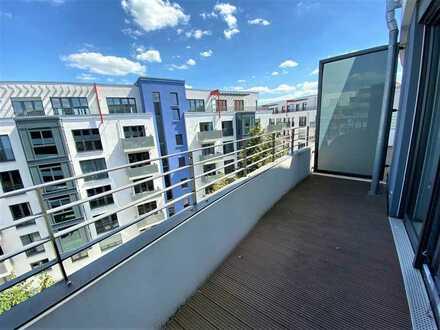 3, 2, 1, DEINS - Möbilierte Single Wohnung mit Balkon