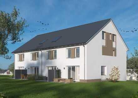 ***In Frankfurt-Berkersheim FAMILIENFREUNDLICHES Reihenhaus mit viel Platz & Grundstück