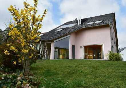 Exclusives Einfamilienhaus in unverbaubarer Traumlage, Sauna, Niedrigenergiehaus