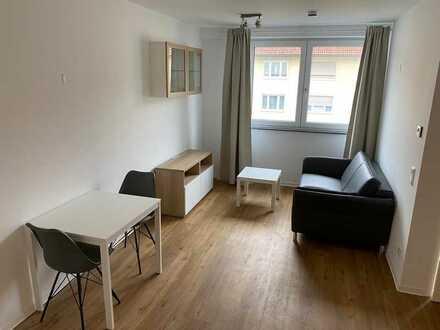Schöne möblierte zwei Zimmer Wohnung in Nürnberg, Muggenhof