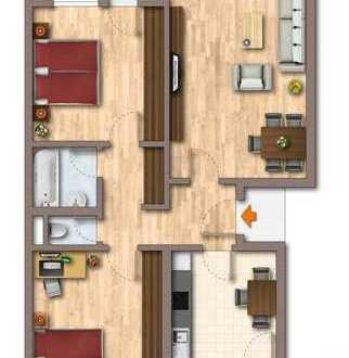 3-Zimmer Eigentumswohnung in bester Wohnlage