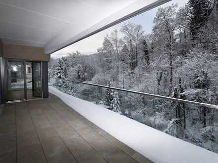 Aussergewöhnliche Penthousewohnung in Weingarten