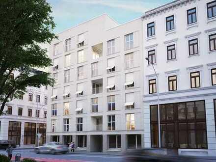 Moderne 3-Raumwohnung mit Balkon im Herzen von Leipzig