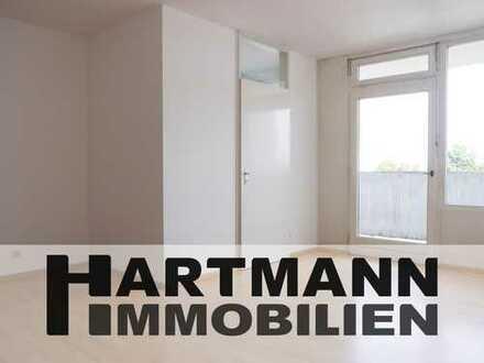 Zum Selbstbezug oder als Kapitalanlage: 1-Zimmer-Wohnung mit Balkon!