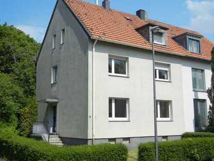 WG geeignet, UNI-nah, ruhige 2-Zi.-Wohnung + EBK mit Garten im 3-Familien-Haus in Bo.-Wiemelhausen