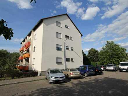 2-Zimmer-Eigentumswohnung mit Südloggia und Garage – frei !
