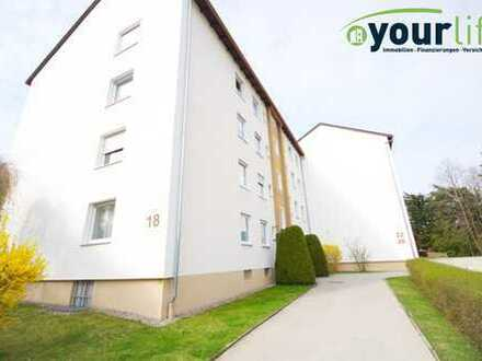 Helle 2 Zimmer Wohnung in Neugablonz