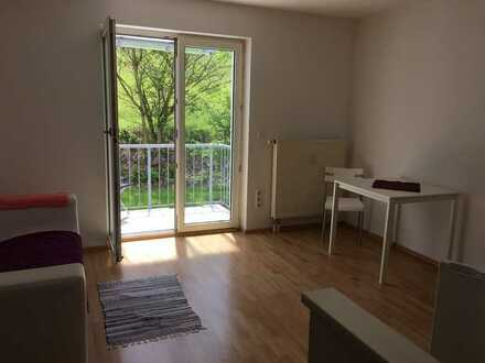 1 Zimmer Wohnung mit Balkon in Albstadt zu vermieten