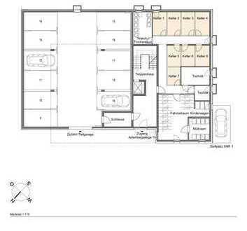 Gemütliche 2-Zimmer-Wohnung mit Loggia (Whg. 5)