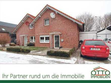 Attraktive Doppelhaushälfte in Steinfurt-Burgsteinfurt!