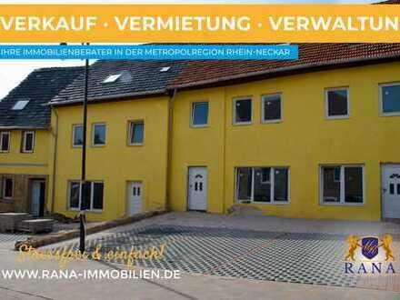 Raumwunder auf 3 Etagen · Reiheneckhaus mit Terrasse & PKW-Stellplatz · Einziehen und wohlfühlen