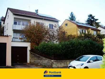 Sehr attrakt. 2- Familienhaus mit teilausgebautem DG in Süd-Aussichtslage von 73035 GP- Bartenbach.