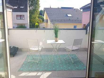 Exklusiver Wohn - Traum mit sonnengeküsster Terrasse in Waldrandlage von Mäuerach.