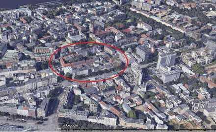 Mitten am Steindamm ca. 1.400 m² Büroflächen, teilbar ab 50 m²!