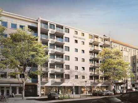 Büroräume in gewachsener Lage von Wilmersdorf - über 4% Rendite möglich