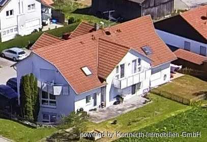 2-Zimmer-Wohnung mit geschützter Terrasse und Stellplatz