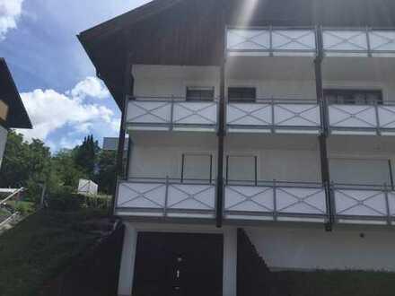 Schöne Zwei-Zimmer-Wohnung in Waldkirchen zu vermieten