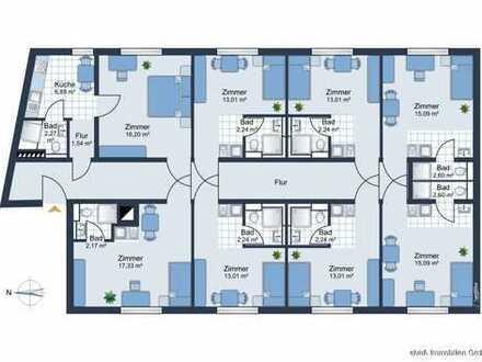 elvirA! Schwabing, Paketverkauf, 8 x 1-Zimmer-Appartements zur Kapitalanlage, vermietet!