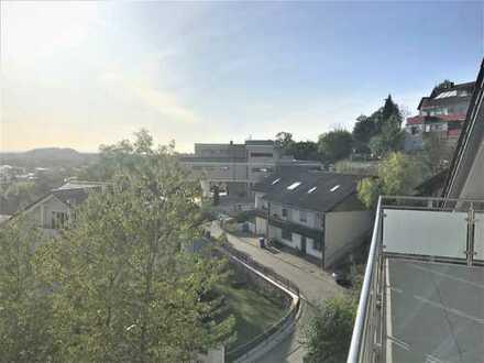 Penthouse-Wohnung mit Blick über Deggendorf