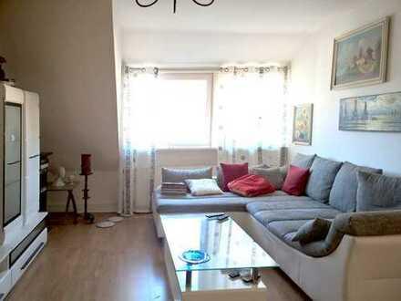 Gemütliche 2-Zimmer-DG-Wohnung in der Neustadt