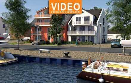 Wohnen auf der Insel mit direktem Wasserblick