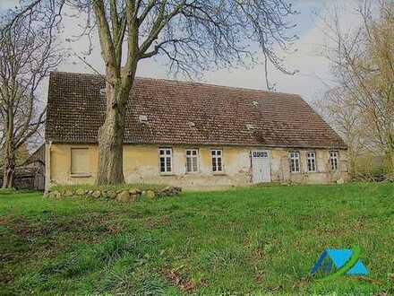 + Maklerhaus Stegemann + 5,5 % + ehemaliges Pastorenhaus in idyllischer Lage bei Neubrandenburg