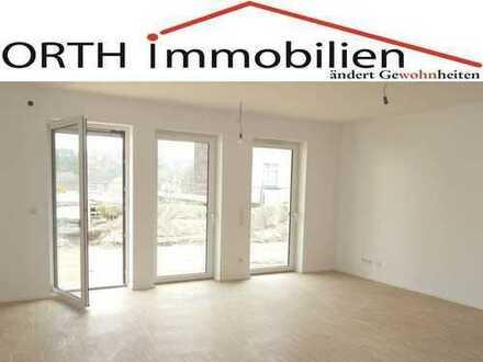 GARTENGESCHOSS - Barrierefreie Neubauwohnung - 3 Zimmer mit EBK + Fußbodenheizung + Gartenterrasse