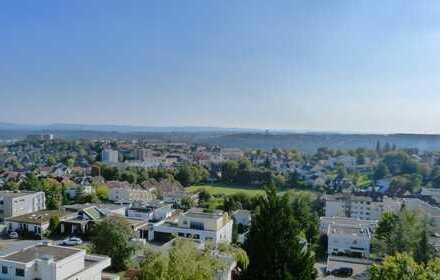 3 Zimmer-Wohnung in fantastischer Aussichtslage von Esslingen!