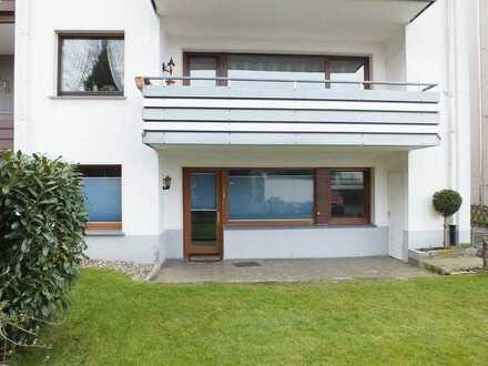 Vollständig renovierte 2,5-Zimmer-Wohnung mit Terrasse und EBK in Essen