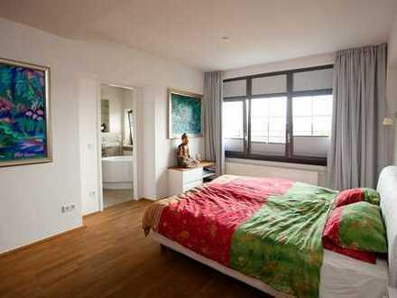 offen geschnittene Wohnung mit Agneskirchenblick, Aufzug und Tiefgarage