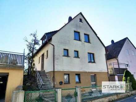 Älteres, sanierungsbedürftiges Siedlungshaus mit Garten sucht neue Familie!