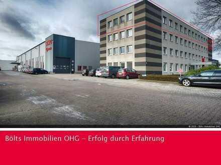 Nähe Weserpark und BAB A1 - 200m² - Topmoderne Büroflächen