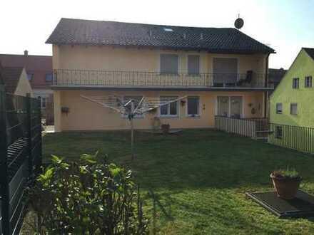 4-Zimmer Eigentumswhg. 104 m², mit 195 m² Garten (separat zu erwerben), 1.Stock, 92526 Oberviechtach