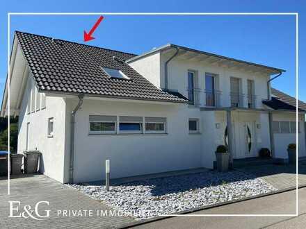 Kapitalanlage: Familienfreundliche Doppelhaushälfte auf dem Kapellenberg in Grafenau