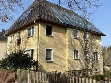 Helle, ruhige 2-Zimmer-Wohnung in 3-Familienhaus