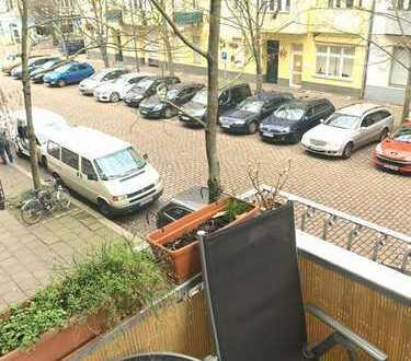 Exklusive, modernisierte 3-Zimmer-Wohnung mit Balkon in Prenzlauer Berg, Berlin