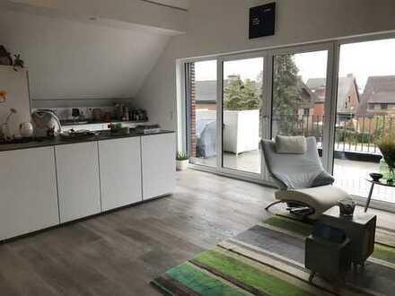 Wollen Sie in einer der schönsten Wohnungen Münsters wohnen?