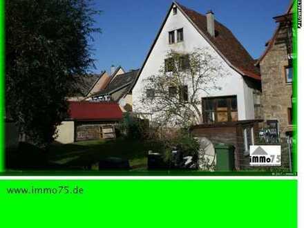 Super - 2 Häuser, 2 Gärten, 1 Scheune - Herz was willst Du mehr?