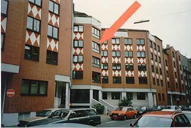 Barbarossaplatznähe, Citywohnung mit 40m² Wohnzimmer und Tiefgarage - Nicht WG-u. familiengeeignet