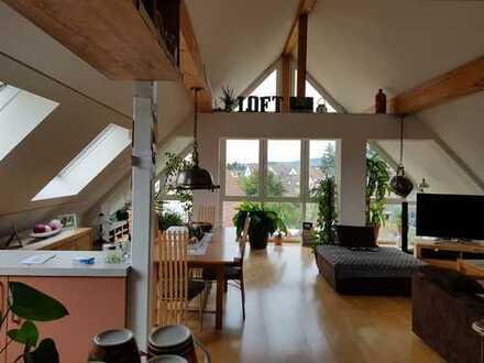Schöne 3-Zimmer-DG-Wohnung mit EBK in Kahl am Main