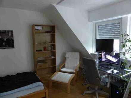 Teilmöbliertes Appartement Münster-Kreuzviertel