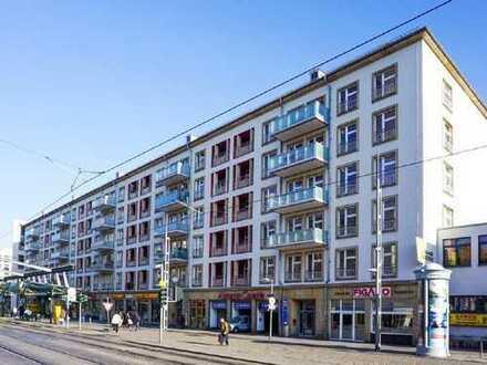 www.r-o.de +++ Platz für neue Wohnideen - Helle 2-Zimmerwohnung mit Balkon direkt in der Innenstadt