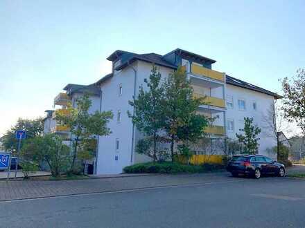 2-Zimmer-Dachgeschosswohnung mit großem Balkon und traumhaftem Blick in Homburg