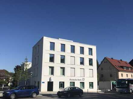 Starnberg City: Repräsentatives Büro mit Blick im Herzen Starnbergs